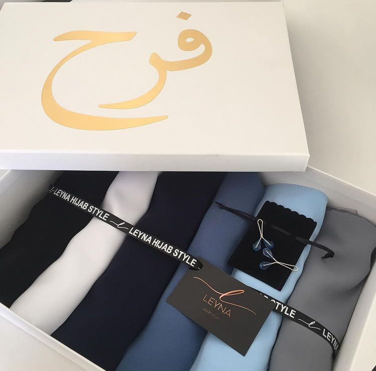 box hijabs