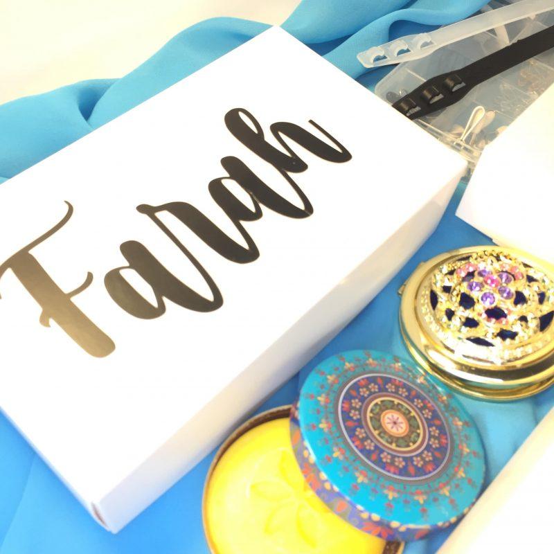 box accessoires hijab
