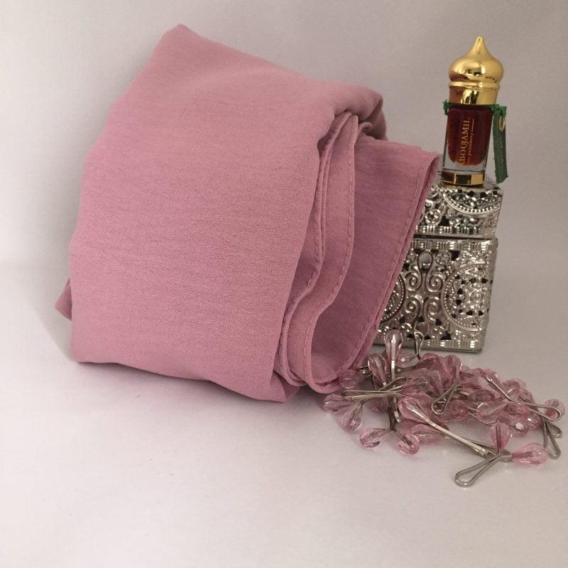 hijab jazz hicabistan rose grenat