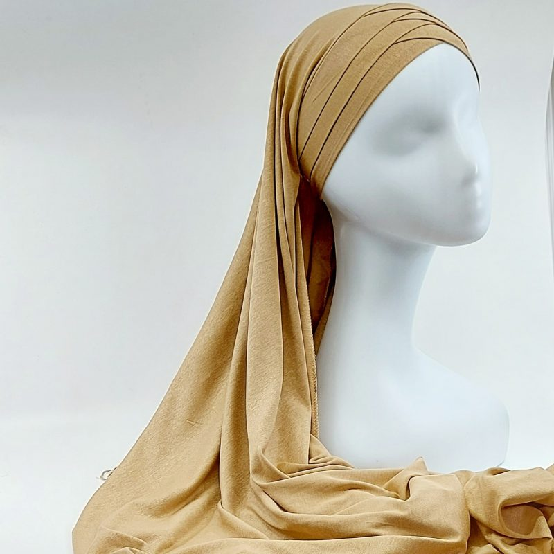 hijab jersey à nouer sedef
