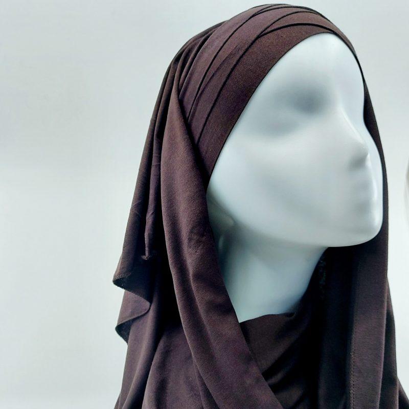 hijab sedef à nouer jersey