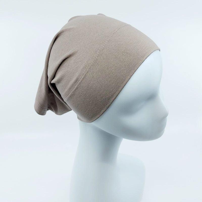 bonnet sedef taupe