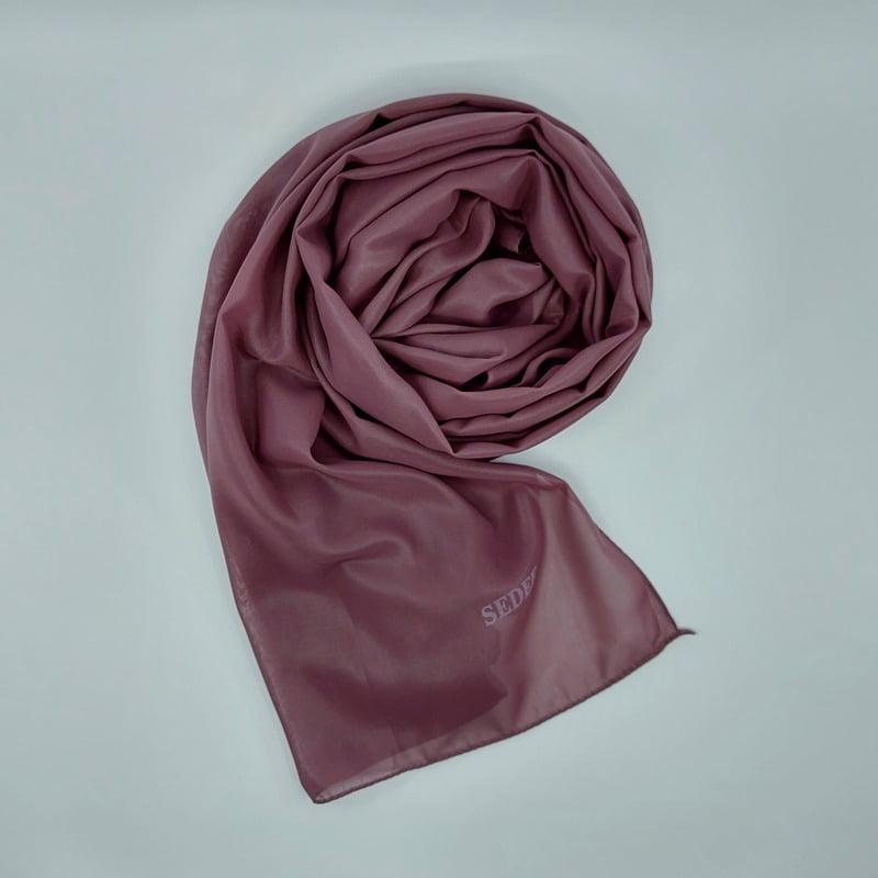 hijab-sedef-effet-cuir