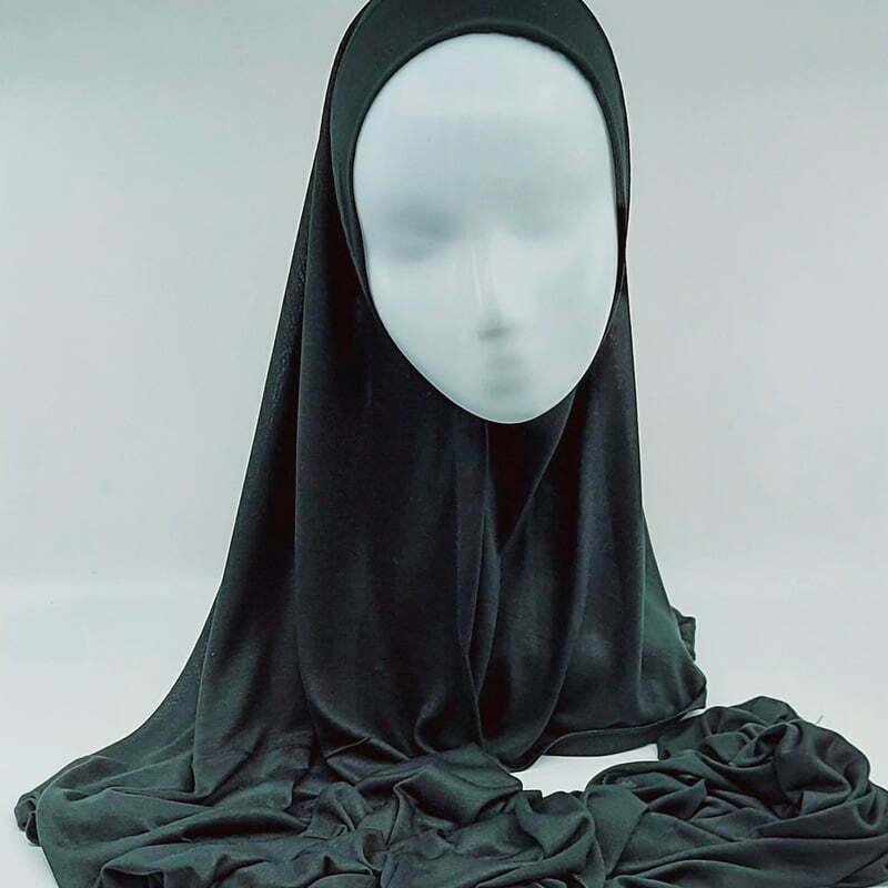 hijab sedef noir
