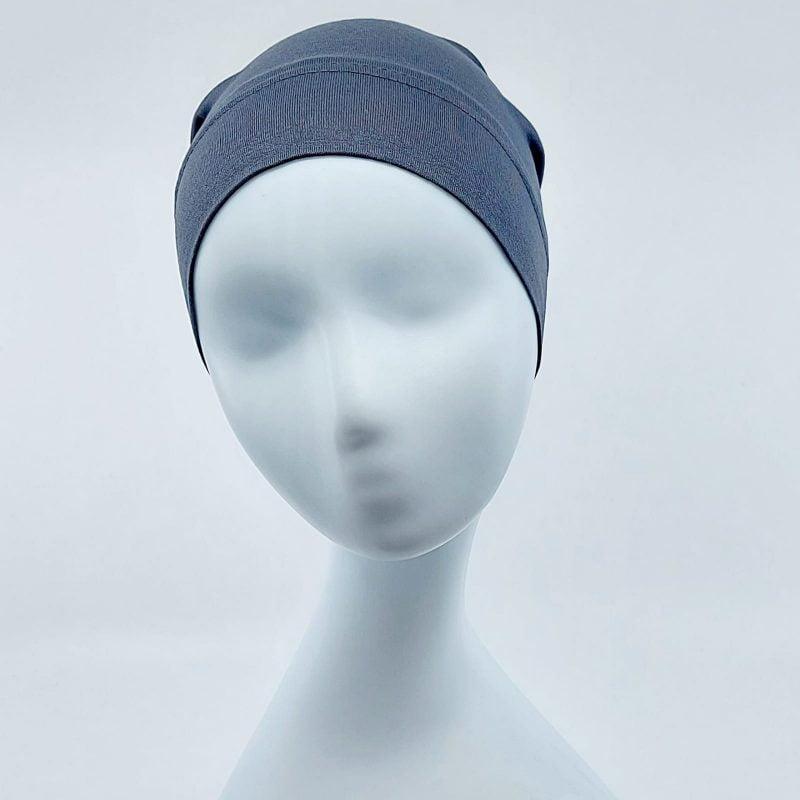 bonnet sedef tube gris