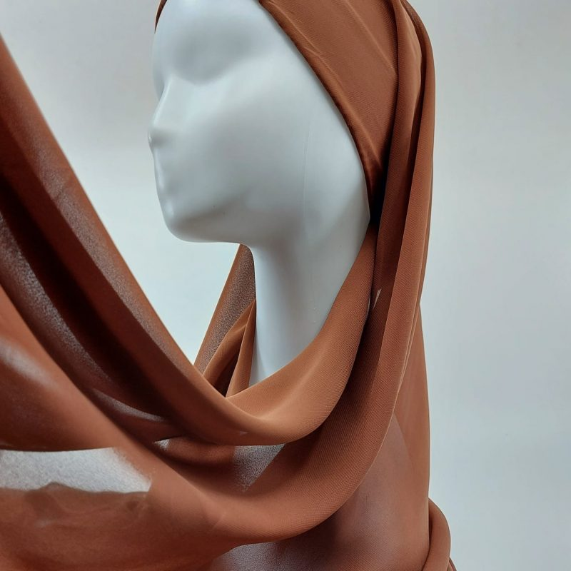 hijab sedef mousseline a enfiler